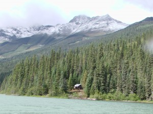 Ghost Lake Cabins