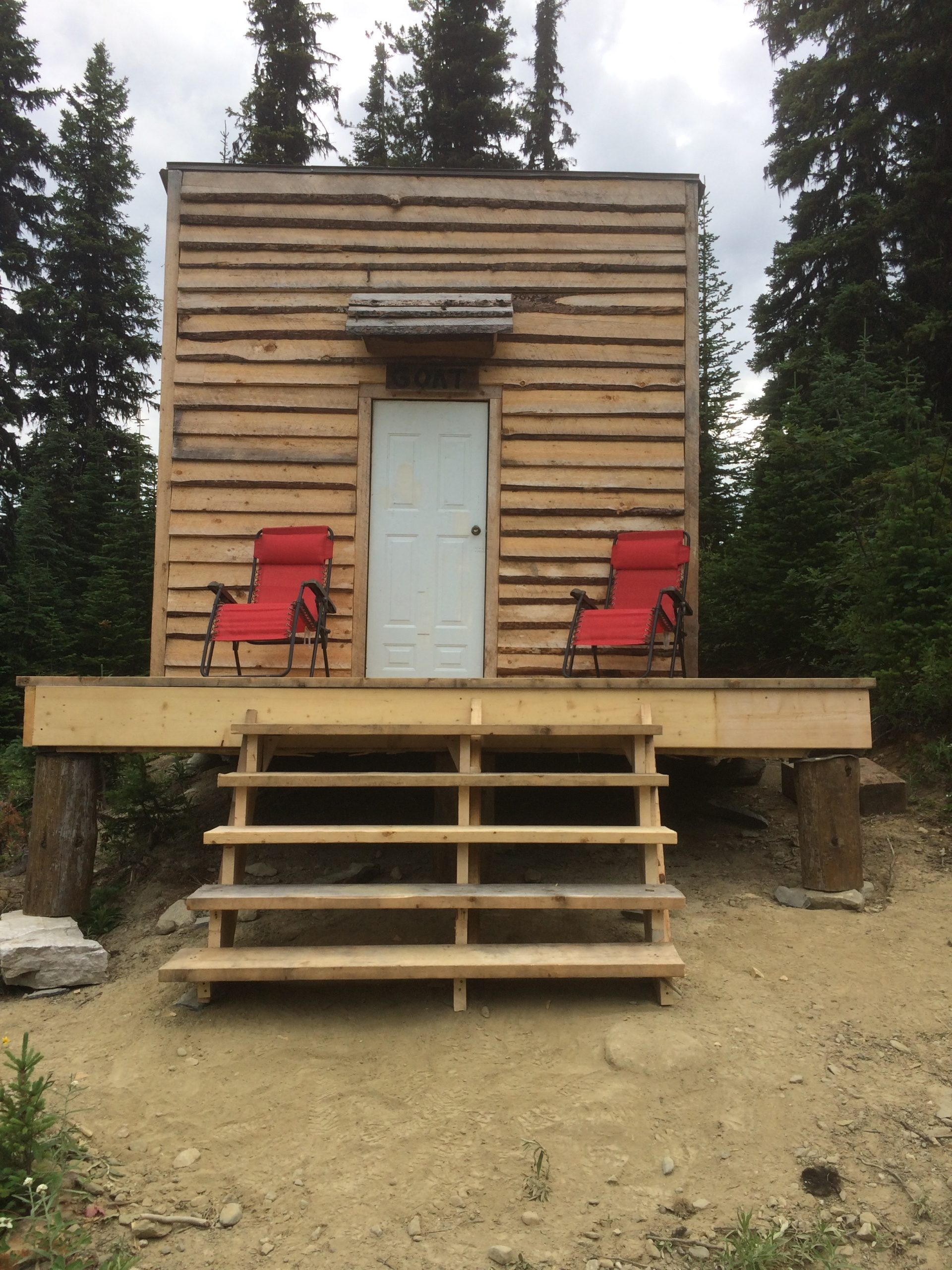 The Goat Cabin